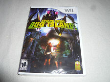 BRAND NEW FACTORY SEALED NINTENDO WII GAME ESCAPE FROM BUG ISLAND NFS
