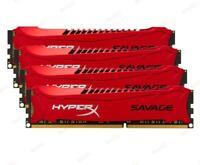4GB 8GB 16GB PC3-14900 DDR3-1866MHz DIMM Desktop Memory For Kingston HyperX BT02