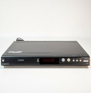 Magnavox MDR533H/F7 Hard Disc Drive and DVD Recorder No Remote ~ TESTED