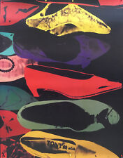 Andy Warhol - Shoes (1980) - 1992 - Large Offset