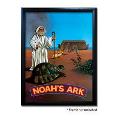 NOAHS ARK PUB SIGN POSTER PRINT | Home Bar | Man Cave | Pub Memorabilia