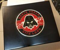 Disney Star Wars Weekends 2005 Darth Vader Sith Lord Set of 4 Pins