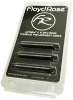 Genuine Floyd Rose FRTSNBK Noiseless Guitar Tremolo Springs - BLACK, Set of 3