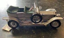 Rare FRANKLIN MINT Precision Models 1907 Rolls Royce Silver Ghost 1:24