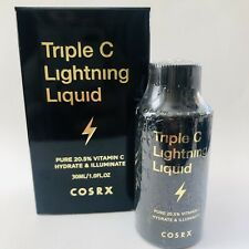 COSRX Triple C Lightning Liquid Serum 30ml Radiance Vitamin C Moisturizer