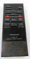 Realistic Model 16 Wireless Remote Control