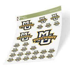 Marquette University Full Sheet Sticker (T3-1)