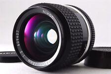 Near MINT Nikon Ai-s NIKKOR 28mm f/2 from Japan AIS #1591