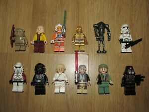 Lego Star Wars Minifigures / Mini Figure's Bundle / Job Lot