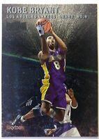1999-00 Skybox Metal Kobe Bryant #115, Los Angeles Lakers, Black Mamba, MVP