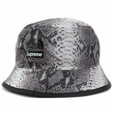 Supreme The North Face Collaboration Python Bucket Hat Reversible S/M 349/ME