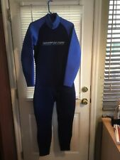 BODY GLOVE WEST SUIT MENS LARGE-LONG SLEEVE, FULL LENGTH HIGH NECK