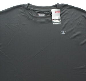 Champion Performance T-Shirt Authentic Athleticwear Double Dry Tee Big & Tall