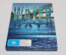 Water Rats Season 5 Part 1 DVD 4 Disc Set Australian Series