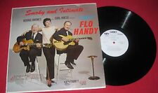 "FLO HANDY ""SMOKY AND INTIMATE"" MEGA RARE1964 LP CARNEY LP-201 MINT- VINYL LQQQK!"