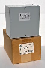 Ge 37G00412 3-Phase Ac Reactor 4 Amps, 600 Volts Ac 50/60Hz, 6.50 mH, New In Box