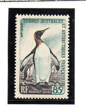 Antartida Francesa Fauna Aves valor del año 1959-63 (BA-746)