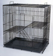 "New Large 30"" Guinea Pig Degu Rat Rabbit Mice Hamster Small Animal Cage 267"