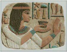 Egyptian 2 Complete Counted Cross Stitch Kit FREE P&P
