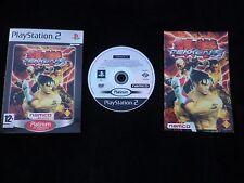 JEU Sony PLAYSTATION 2 PS2 : TEKKEN 5 (Namco COMPLET envoi suivi)
