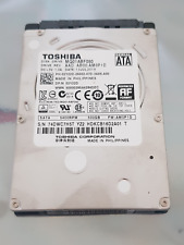 "Toshiba 500GB 2.5"" Laptop Hard Drive"