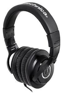 Audio Technica ATH-M40x Closed-Back Dynamic Studio Monitor Headphones ATHM40x