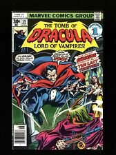 Tomb Of Dracula #59 NM- 9.2
