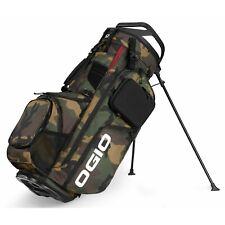 New Ogio Alpha Convoy 514 Stand Cary Golf Bag 14-way Dividers - Woodland Camo