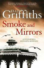 Smoke and Mirrors by Elly Griffiths, Book, New (Paperback, 2016)