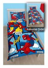 Ropa de cama Marvel de microfibra para niños