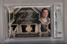 Kevin Love 08/09 UD Black auto patch rookie #47 SN #29/30 BGS 9/9