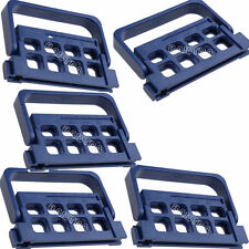 5PCS Dental Endodontic Root Canal File Holder Used For Files Drill Endo Test