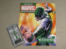 THE CLASSIC MARVEL FIGURINE COLLECTION No.162 (2011) KARNAK (Inhumans) Eaglemoss