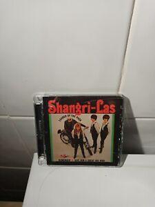 The Shangri-Las - Leader of the Pack CD (Goldenlane CLP 2074, 2007) VG+