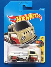2017 Hot Wheels 1976 VOLKSWAGEN TYPE 2 (T2) Pick up - mint on long card!
