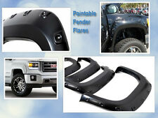 Super Pocket Style APS Fender Flares 4 Piece Set Fits 2014-2017 Toyota Tundra