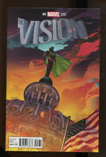 THE VISION #1 (9.2) SOOK VARIANT 1ST VIV VISION!