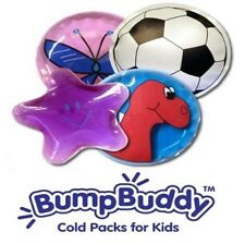 BULK BUY x10 Kids Cold Pack - Natural Pain Relief for bumps + bites + First Aid