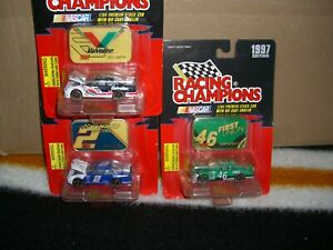 1/64 Racing Champions 1997 W/Medallion Assortment see photos and list below.