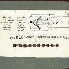 Beef - Adult Oriented Rock E.P. - CD NEW - ALTERNATIVE INDIE ROCK ELEFANT