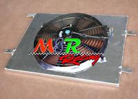aluminum shroud & fan for Holden Commodore VG VL VN VP VR VS V8 radiator