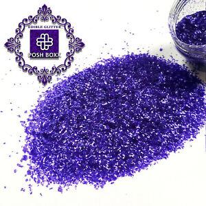 Purple Edible Glitter - 1/4 oz - Food Product - FDA approved Kosher Vegan