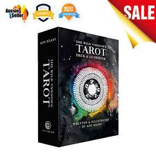 OZ The Wild Unknown Tarot Cards: 78 Card Deck Tarot Cards By Kim Krans