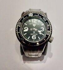 Swiss Legend Men's Watch Neptune Force 52mm Black Dial-R10A