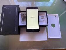 Apple iPhone 7 - 128GB - Negro Mate (Libre)