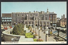 Norfolk Postcard - The Old Guildhall, Norwich   DR615