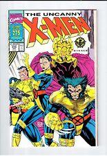 Marvel UNCANNY X-MEN #275 1991 NM Vintage Comic