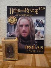 Herr der Ringe-Figur: Irolas in Minas Tirith (Nr.129) in OVP +Heft