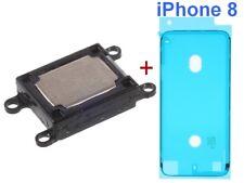 """Pour iPhone 8 4.7"""" Ecouteur Interne Haut Parleur du Haut+Joint d'étanchéité"""