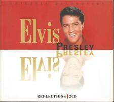 Elvis Presley Reflections 2 CD set 47 Songs  2004 Green Umbrella Release